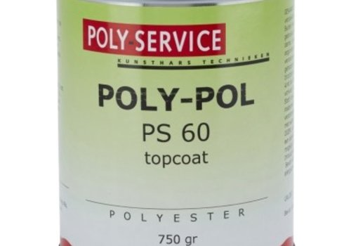 Polyservice POLY-POL PS60  topcoat excl. harder