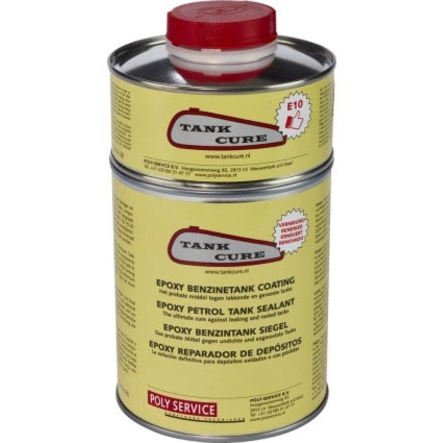 Tank cure coating set-2