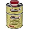 Tank cure coating set