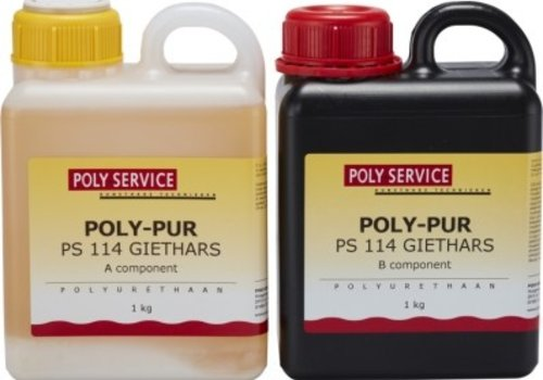 Polyservice PS114 PU GIETHARS  set