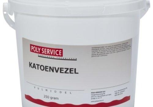 Polyservice Katoenvezel  250gram