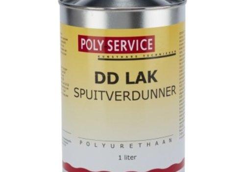 Polyservice DD spuitverdunning 1ltr