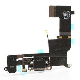 Apple iPhone 5C dock connector – Zwart