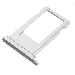 Apple iPhone 7 sim card holder - Silver