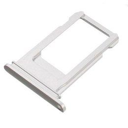 Apple iPhone 7 simkaart houder – Zilver