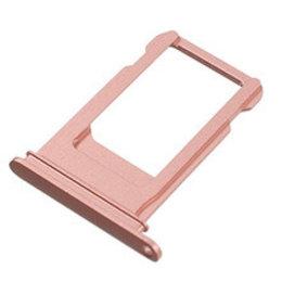 Apple iPhone 7 simkaart houder – Rosé-Goud