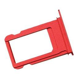 Apple iPhone 7 sim card holder - Red