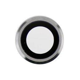 Apple iPhone 6 camera glas – Zilver