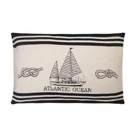 - Kussen Atlantic Ocean