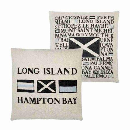 - Nautische Kussens - Long Island