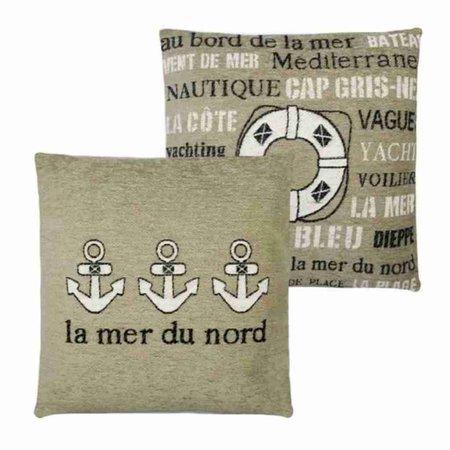 - Nautische Kussens - La Mer du Nord