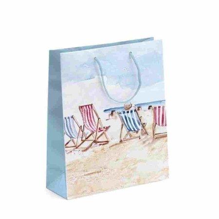 Geschenktas - Strandstoelen - Large