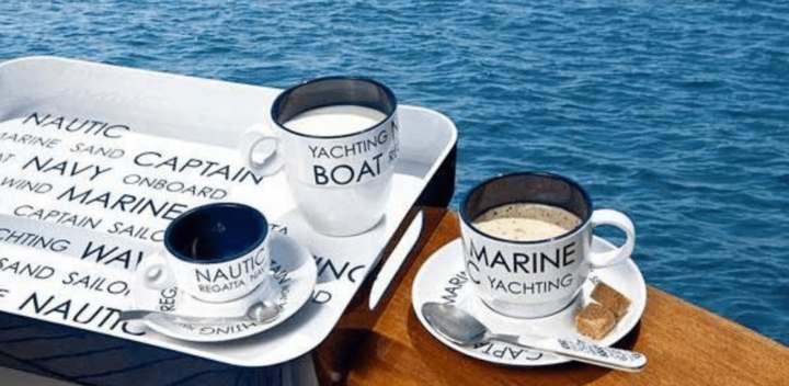 Marine Business - servies, melamine, sailor soul, northwin