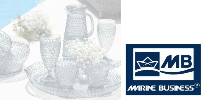 Marine Business servies is te koop bij Nautic lounge