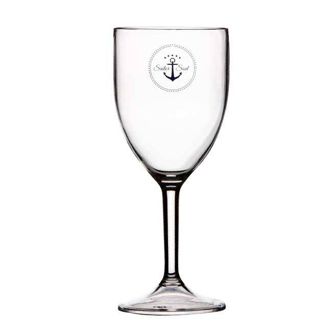 - Sailor Soul - Wijnglas - hoogte 18.6 cm