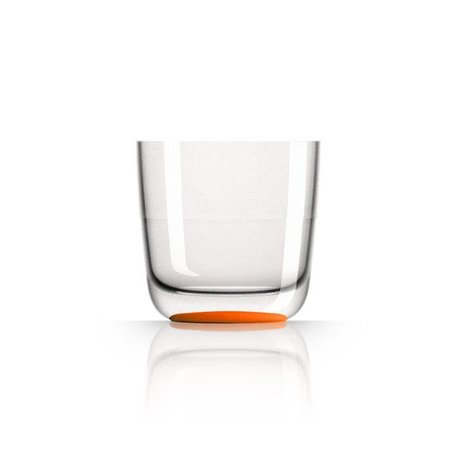 - Whiskeyglas - Oranje
