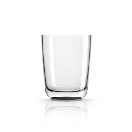 - Waterglas - Zwart