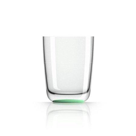 - Waterglas - Groen - Glow in the Dark