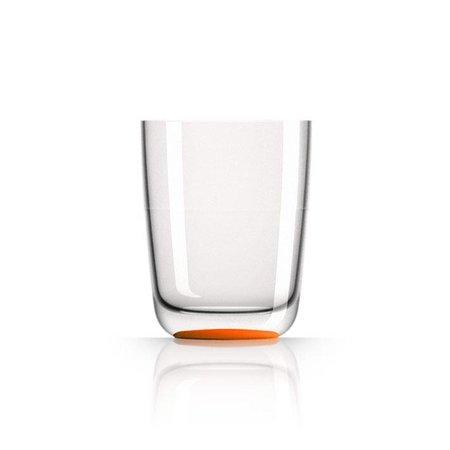 - Waterglas - Oranje