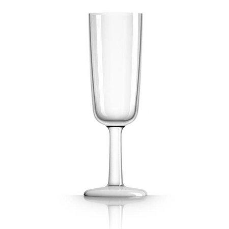 - Champagneglas - Wit