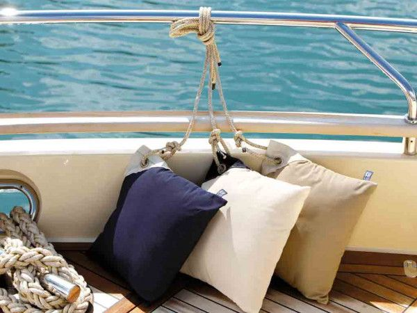 - Free Style - Waterproof kussen - Beige - 40x40cm