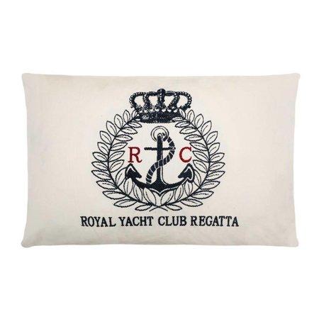 - Nautisch Kussen Royal Yacht Club