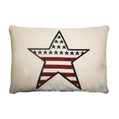 - Stars & Stripes - Kussen - Star