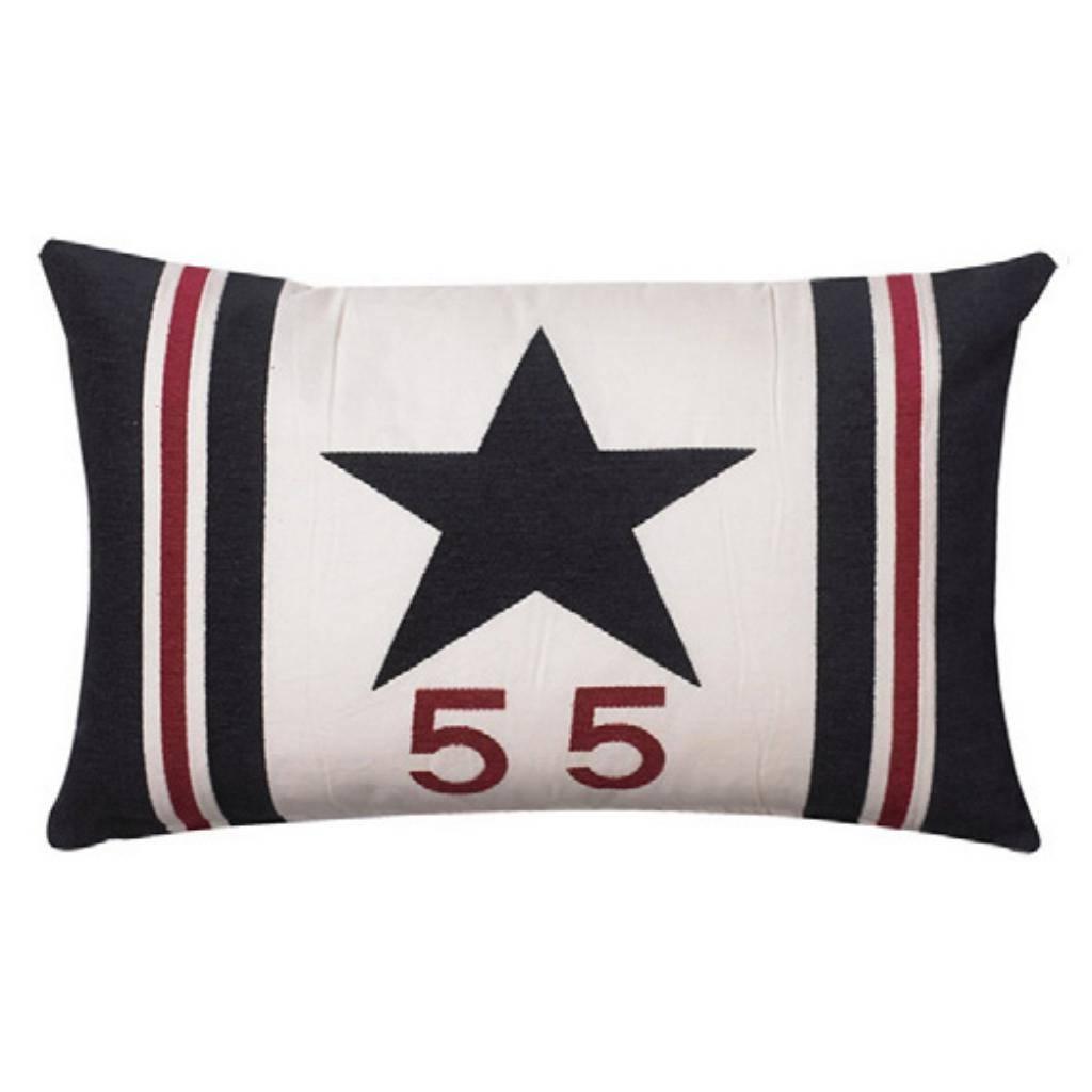 - Nautisch Kussen Star 55 - 45 x 65 cm