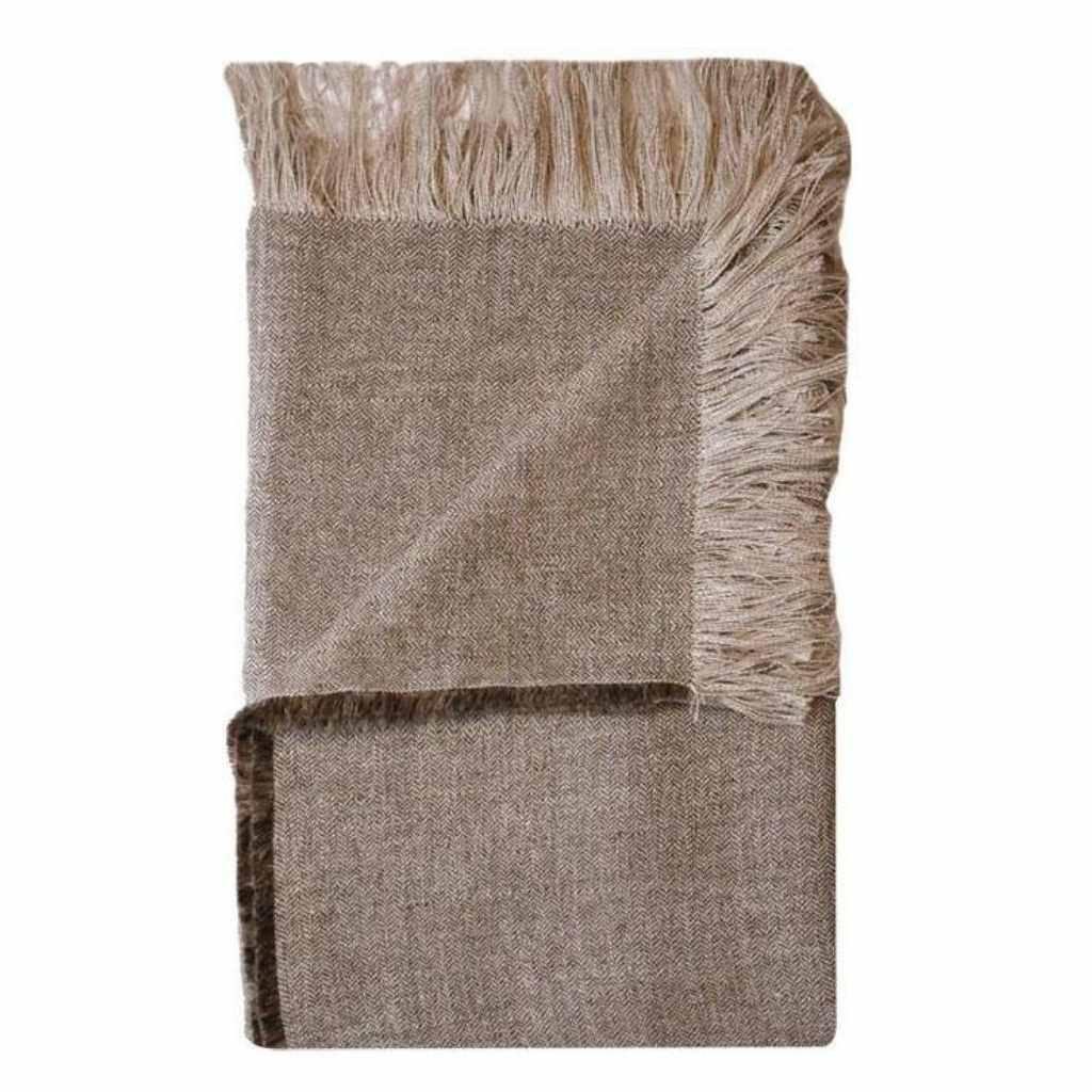 - Argentina - Kleed - Sand - 135 x 195 cm