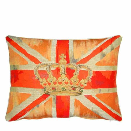 - Union Jack - Kussen - Orange