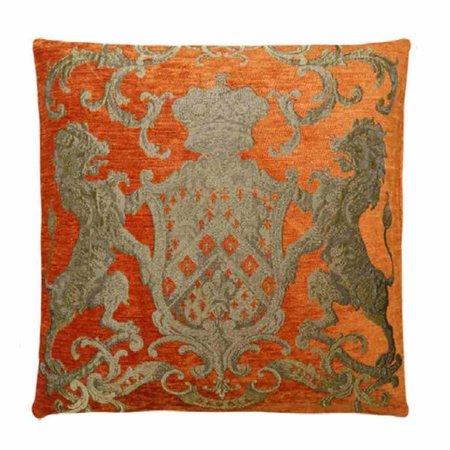 - Fiori - Kajuit Kussen - Orange - 55 x 55 cm