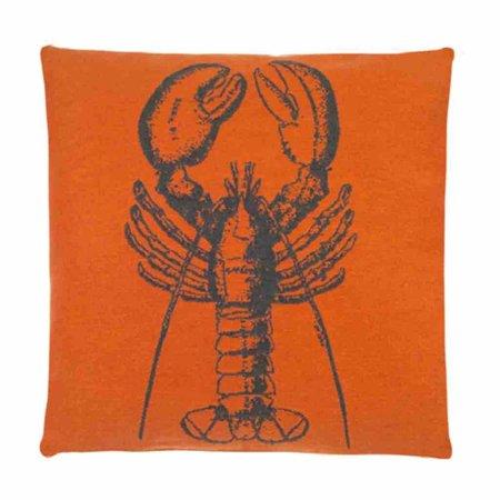 - Zeedieren - Orange - Kreeft - Set van 3