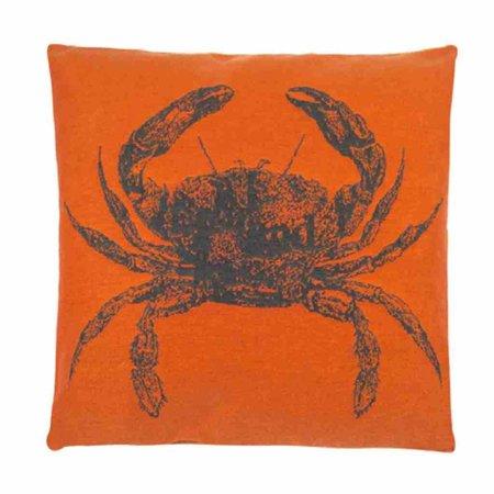- Zeedieren - Orange - Krab - Set van 3