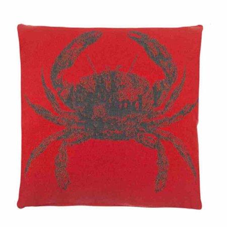 - Zeedieren - Red - Krab - Set van 3