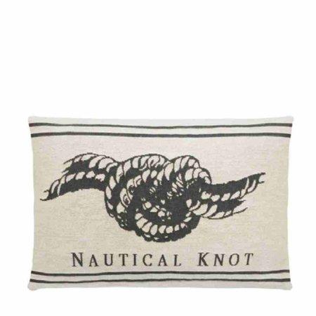 - Nauticals Kussens - Grey - Set van 4