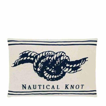 - Nauticals Kussens - Navy - Set van 4