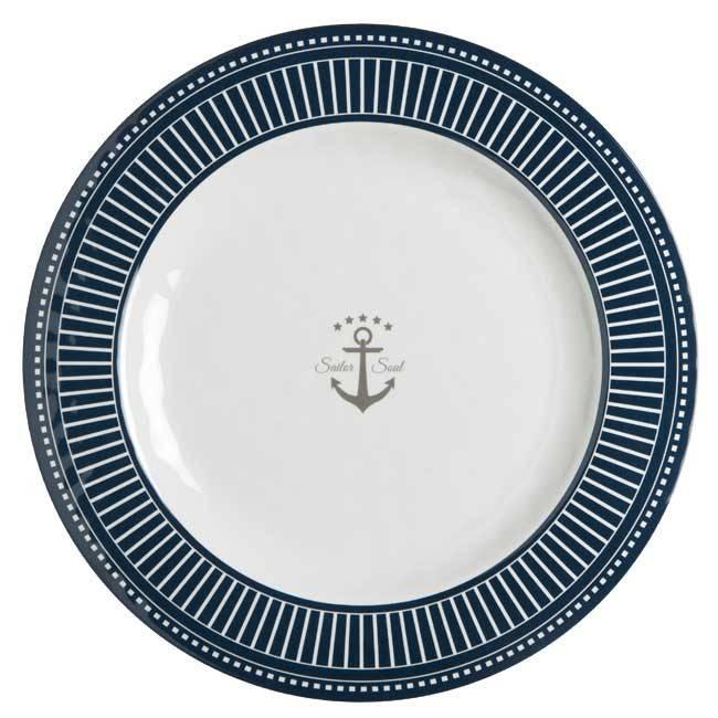 - Sailor Soul - Plat bord - Ø 28 cm