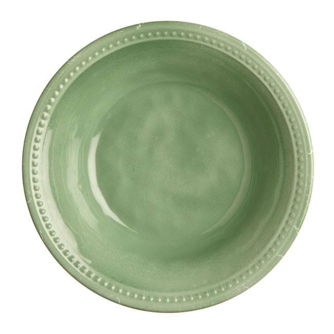 - Harmony - Diep bord - Ø 21 cm - Mint