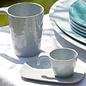 - Harmony - Mok - Ø 8,4 cm - Silver - Hoogte 10,5 cm