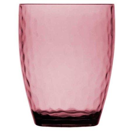 - Rosette - Waterglas - Purple