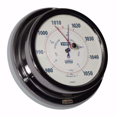 - Barometer - Titanium - Ø 129 mm