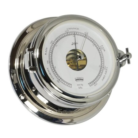 - Barometer - Chroom - MIDI Ø 155 mm