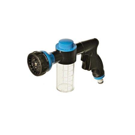 Spuitpistool met Zeepreservoir - 7 Sproeistanden