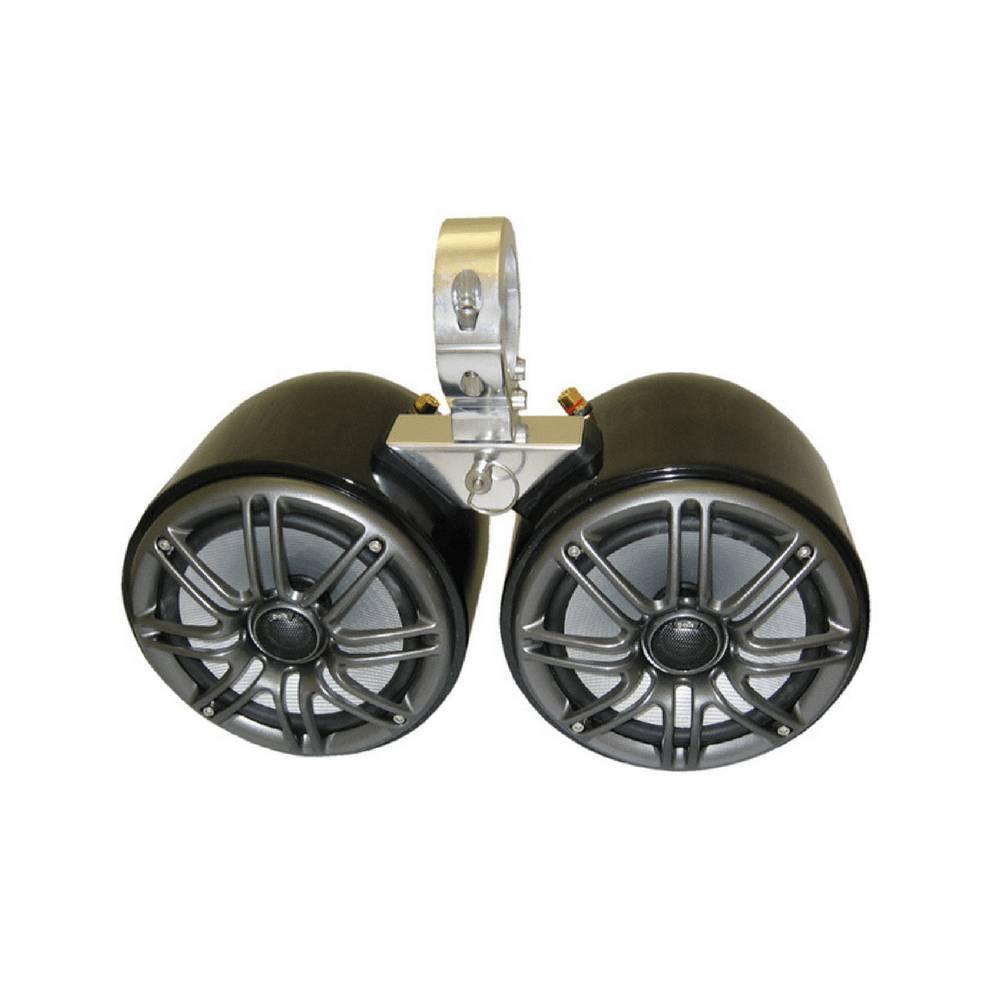 """Kicker Double Barrel Black Speaker - 2.5"""""""