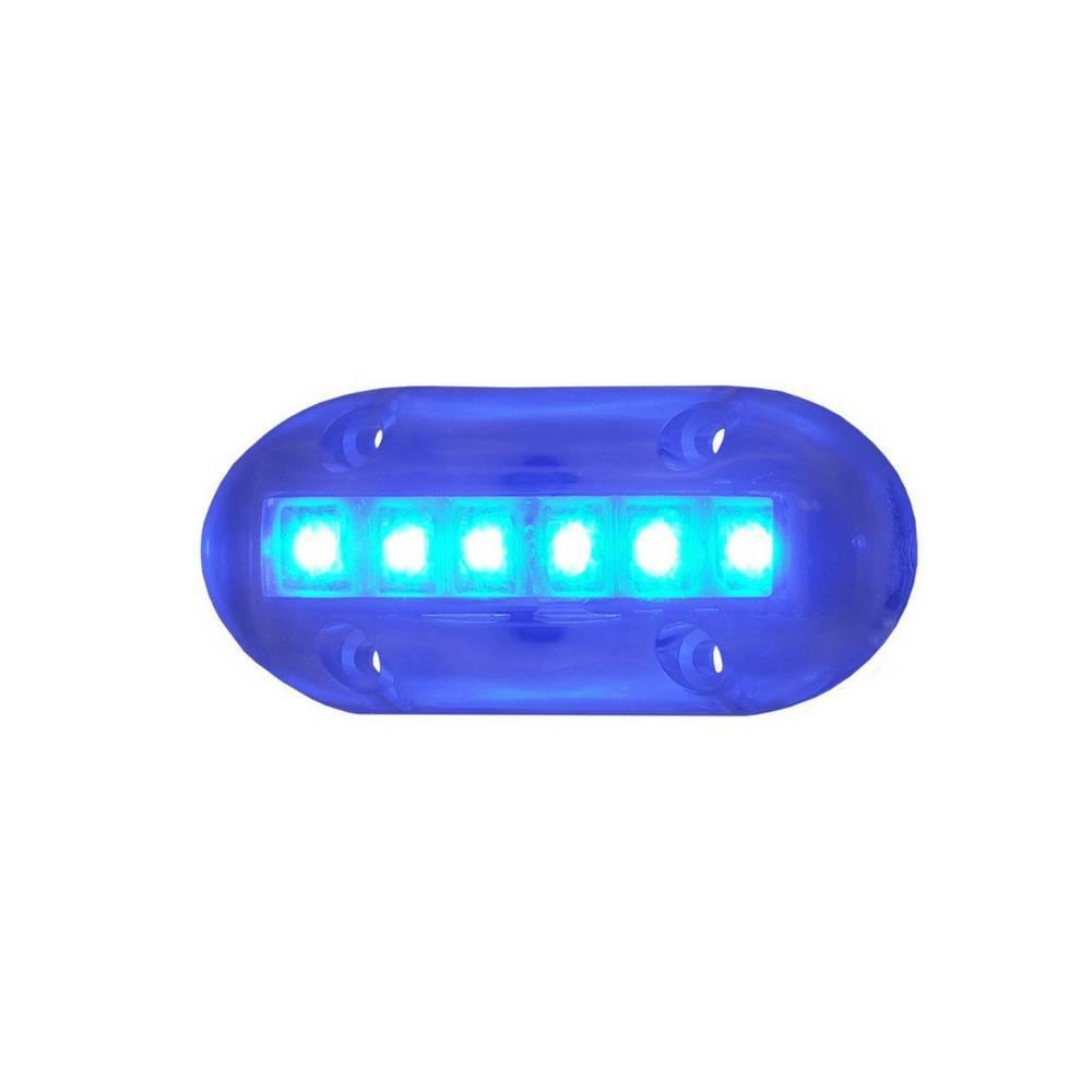 LED Onderwaterlichten - Blauw