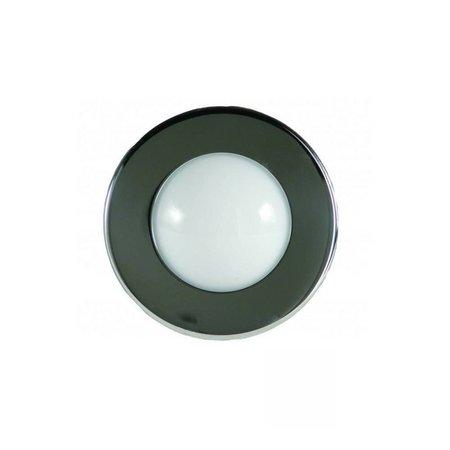 LED licht RVS - Tri kleur schakelbaar