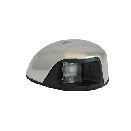 Dekmontage Navigatielicht RVS - LED - Rood