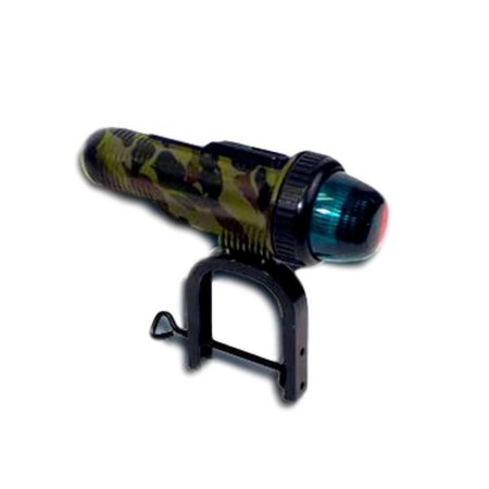 Boeglicht Bi-Color Light Clamp-On Camouflage