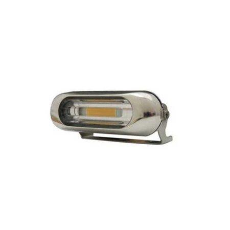 LED Docking / flood light - RVS - Inbouw