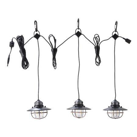 Edison String Lights - 3 pack